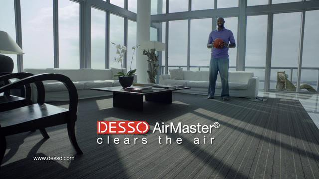 DESSO Commercial – Alonzo Mourning
