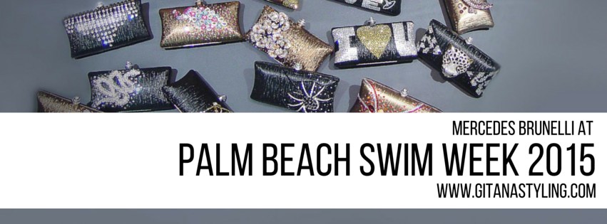 Mercedes Brunelli at Palm Beach Swim Week 2015