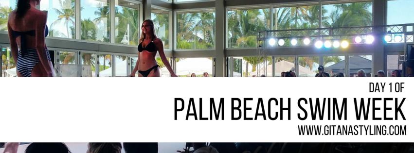 Day 1 of Palm Beach Swim Week