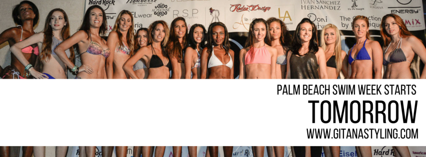 Palm Beach Swim Week Starts Tomorrow!