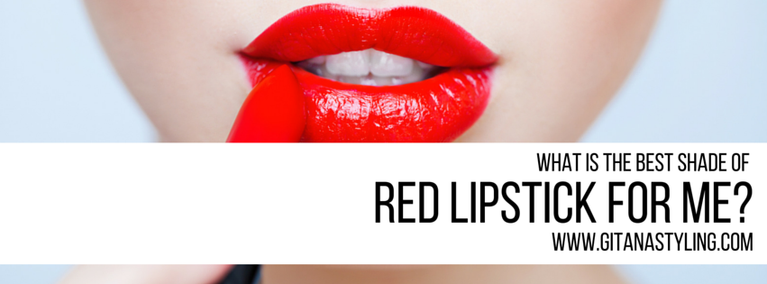 What Is The Best Shade of Red Lipstick For Me?