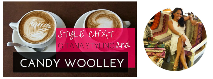 Style Chat with Fashion Designer Candy Woolley