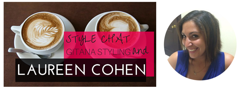 Style Chat with Designer Laureen Cohen
