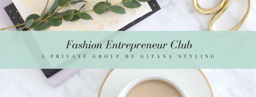 fashion entrepreneur club