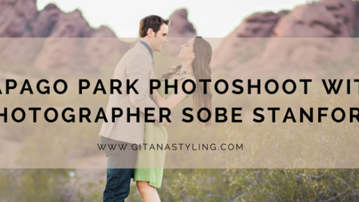 Papago Park Photoshoot with Photographer Sobe Stanford