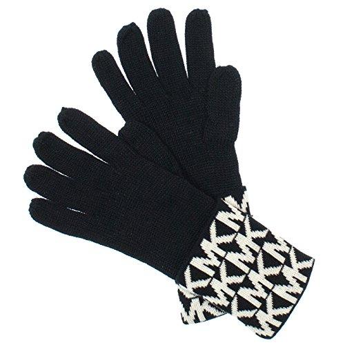Michael Kors Women's MK Knit Gloves by Michael Kors