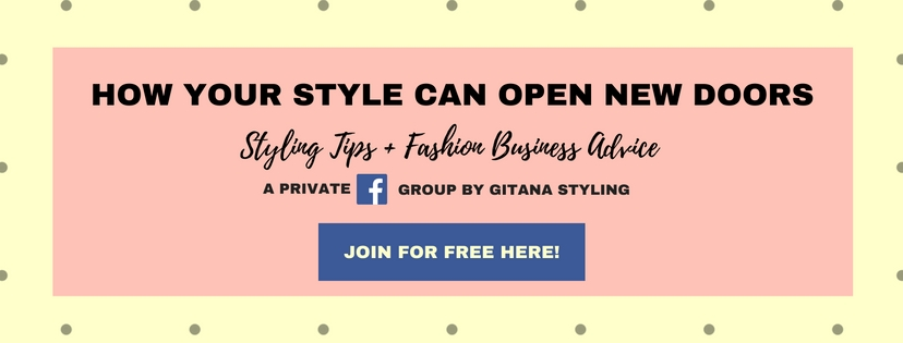 How Your Style Can Open New Doors Facebook Group