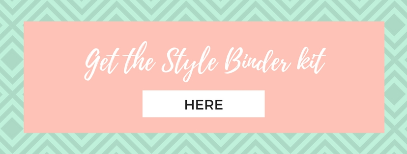 Get the Style Binder here