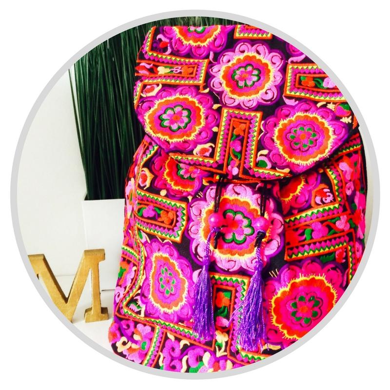 MM Tribal Bag by Mashuq Shop