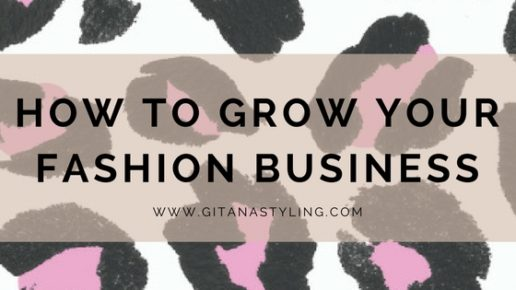 How To Grow Your Fashion Business