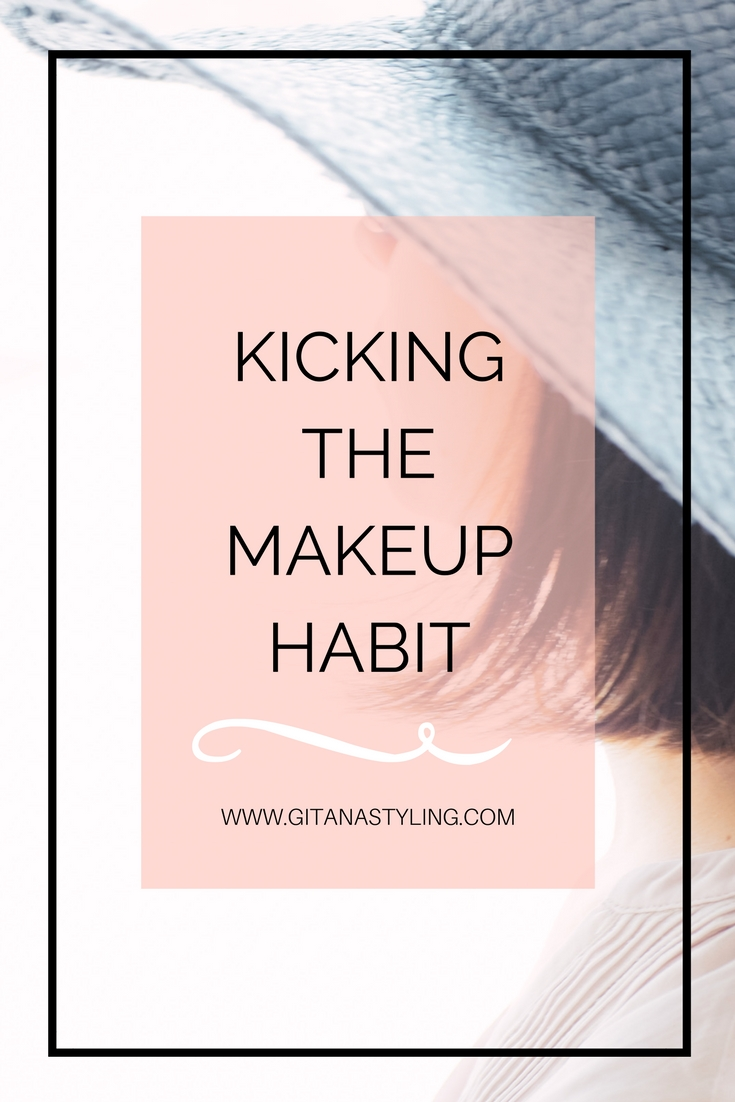 Kicking the makeup habit