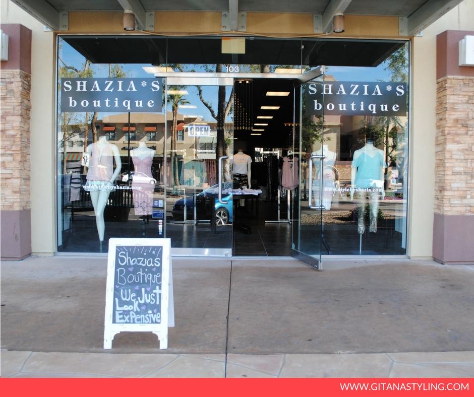 shazias boutique