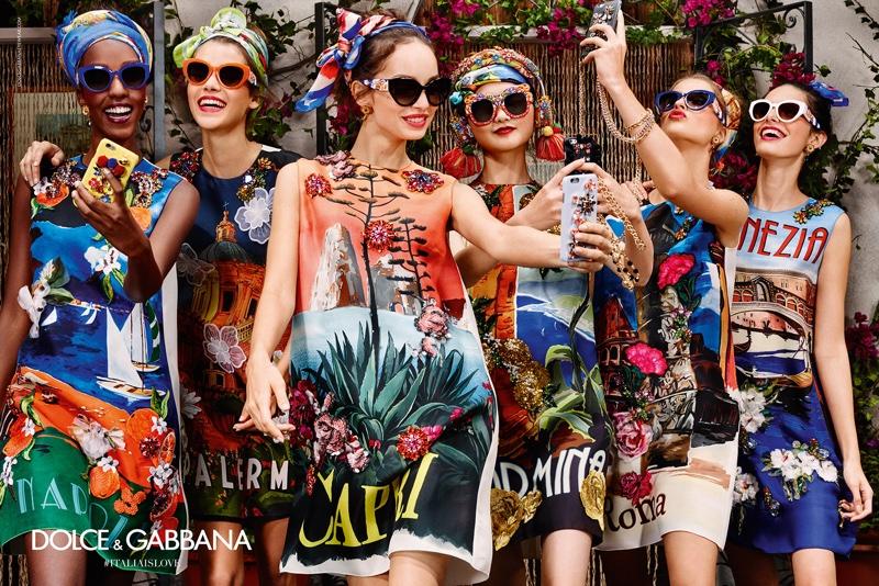 Dolce and Gabbana eyewear