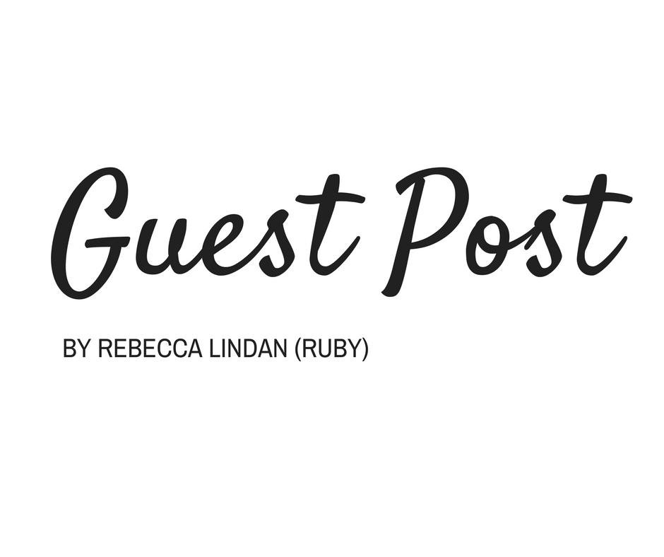 Guest post Rebecca Lindan