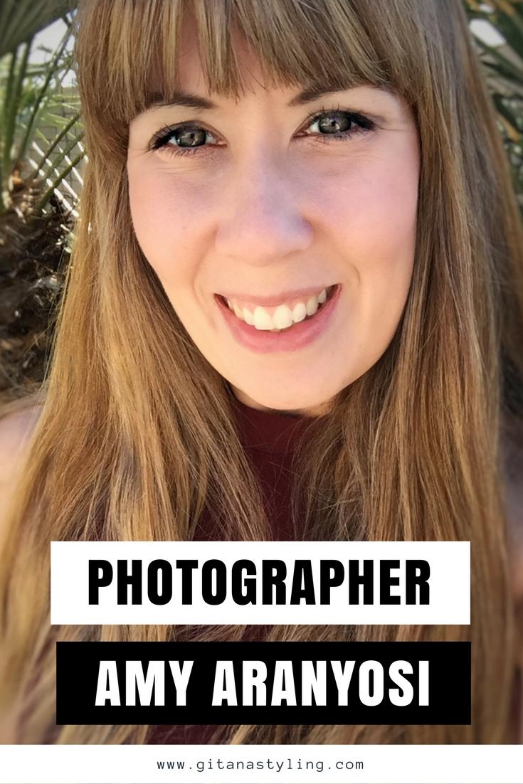 Photographer Amy Aranyosi