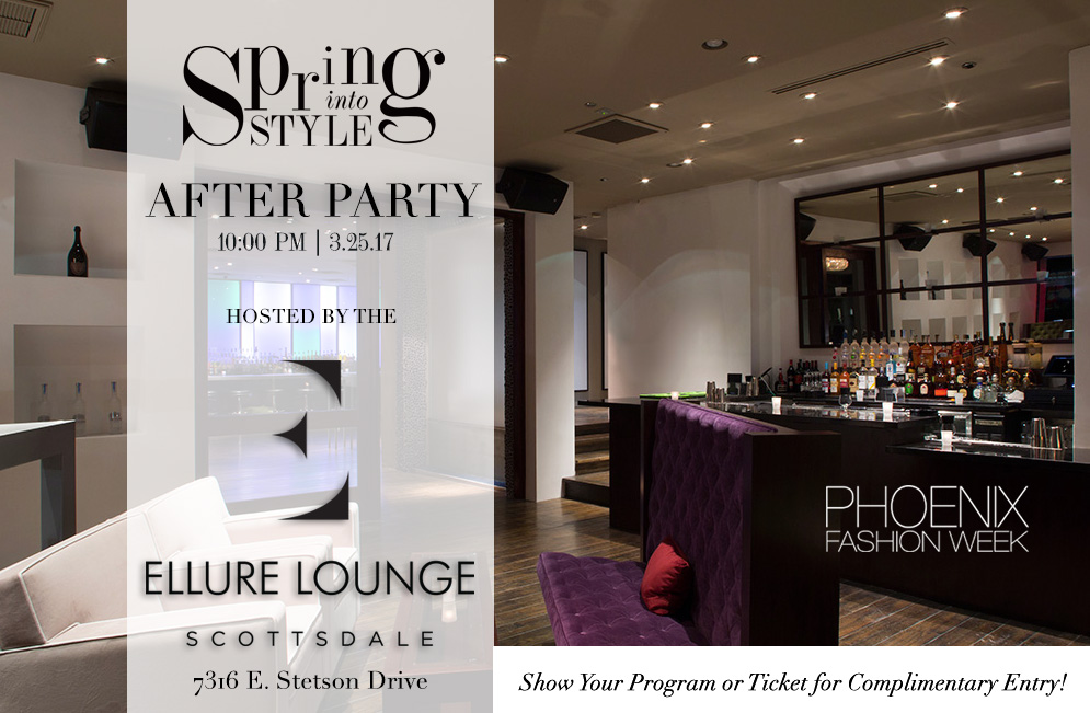 After Party Ellure Lounge