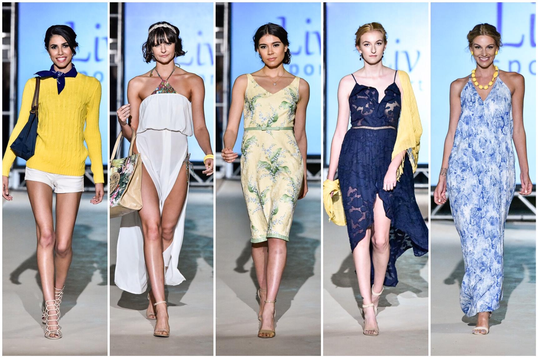 Fashion Strip Yellow