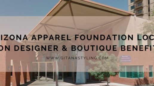 Arizona Apparel Foundation Local Fashion Designer & Boutique Benefit Sale