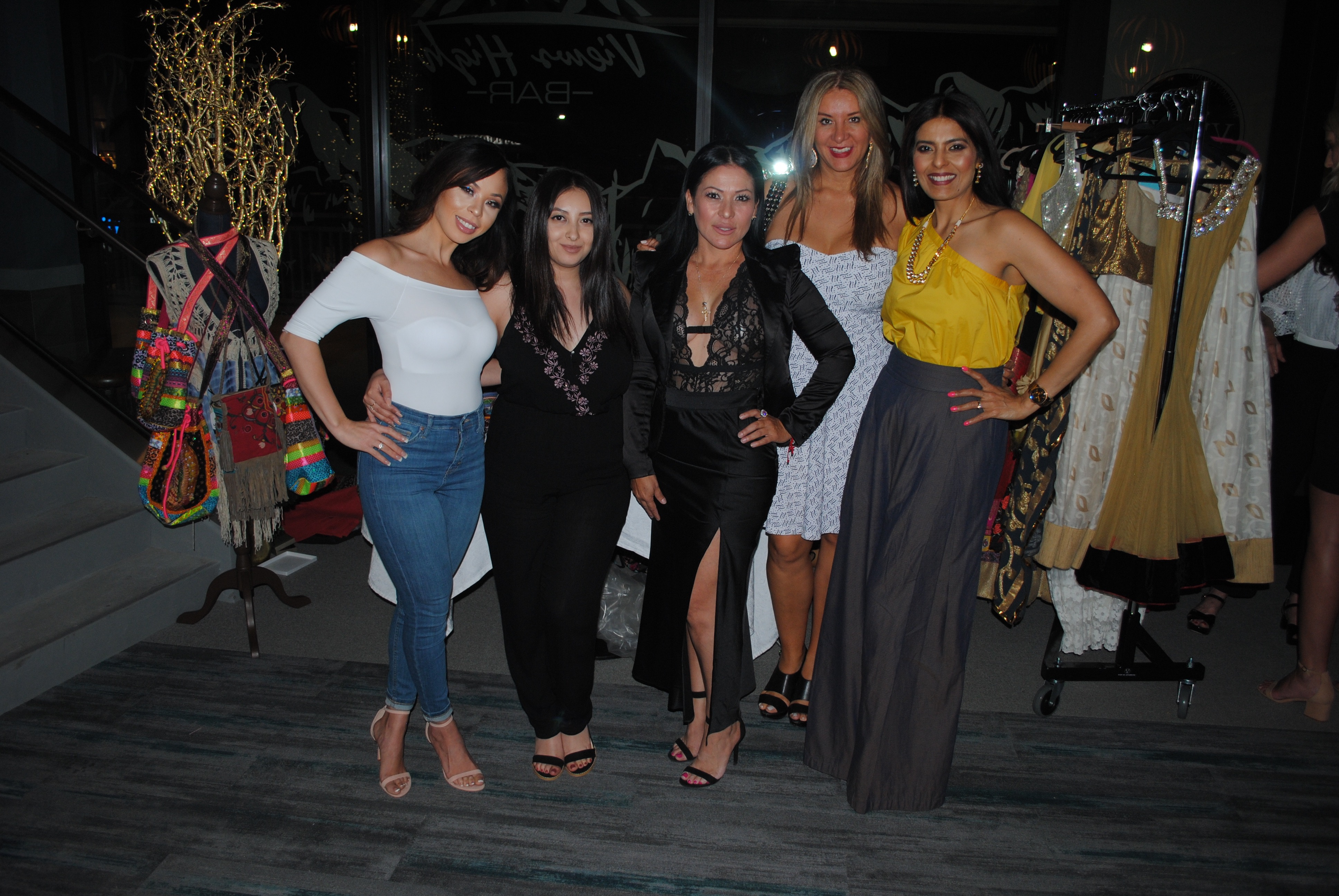 Guests and sponsors Runway of Hope