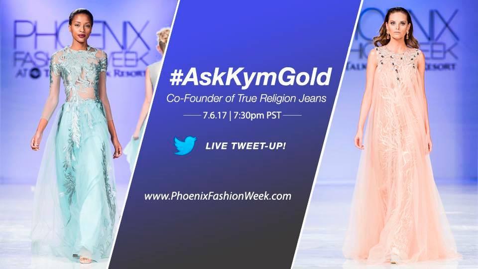 PHXFW TWEET UP with Kym Gold