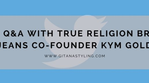 Live Q&A with True Religion Brand Jeans Co-founder Kym Gold
