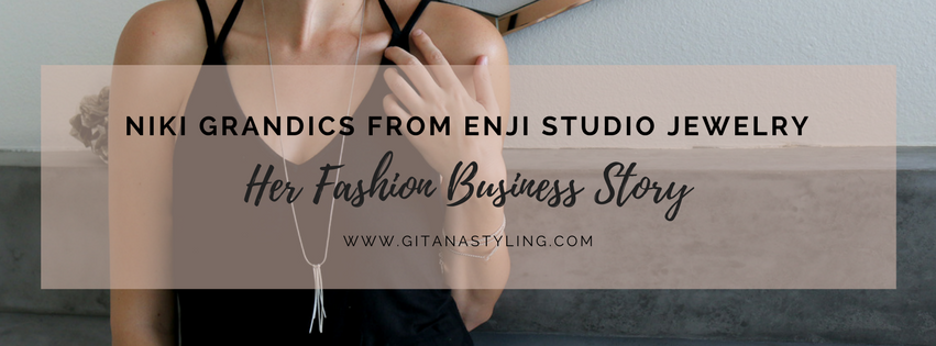 Niki Grandics Enji Studio Jewelry