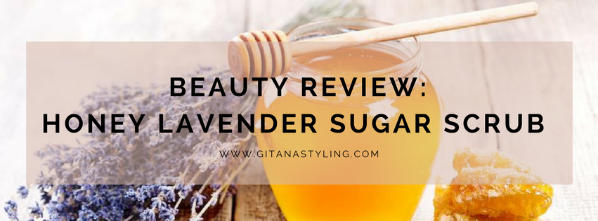 sugar scrub review
