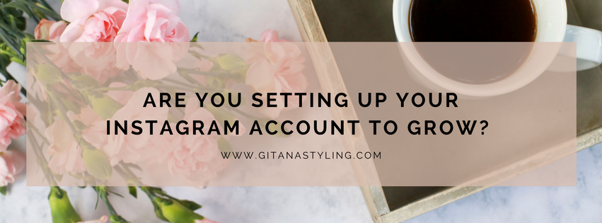 Grow your fashion Instagram account