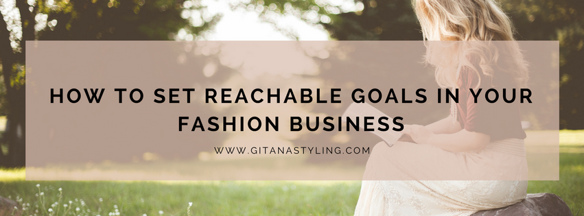 Fashion business planning